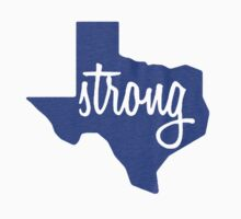 Dallas stay Strong One Piece - Short Sleeve