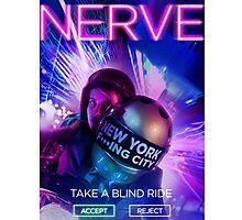 Nerve Film Photographic Print