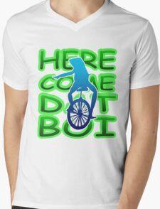 Here come dat boi Mens V-Neck T-Shirt