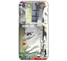 vibe of the tribe 6 iPhone Case/Skin