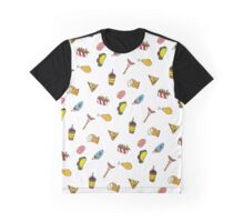Junk Food  Graphic T-Shirt
