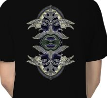 """""""Upside-Down & Right-Side Up"""" by Upside-Down Artist L. R. Emerson II Classic T-Shirt"""
