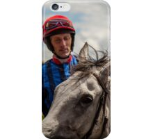 Saratoga - Winners circle iPhone Case/Skin