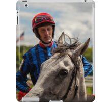 Saratoga - Winners circle iPad Case/Skin