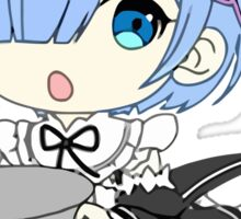 Re:Zero Rem Chibi Sticker