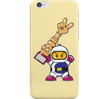 Bomberman Champion iPhone Case/Skin