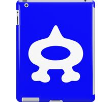 Team Aqua (Style A) iPad Case/Skin