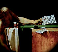 Death of Marat by GUUN O)))