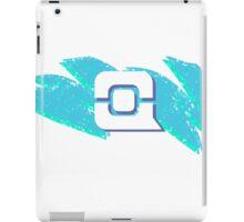 tPC Swoosh Logo Icon - Dark iPad Case/Skin