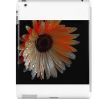 glowing gerber iPad Case/Skin