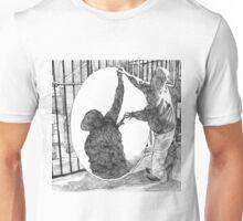 the disc Unisex T-Shirt