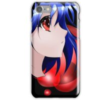 Anime Girl Print  iPhone Case/Skin
