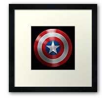 fictional superhero appearing in American comic  Framed Print