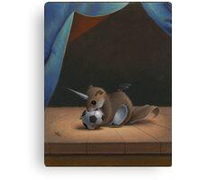 Uni Squirrel Canvas Print