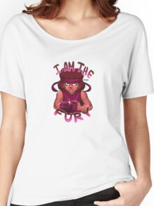 I am the fury Women's Relaxed Fit T-Shirt