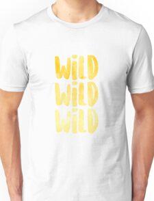 Wild x3 Unisex T-Shirt