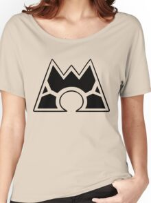 Team Magma (Style A) Women's Relaxed Fit T-Shirt