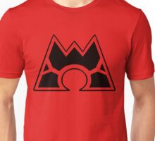 Team Magma (Style A) Unisex T-Shirt