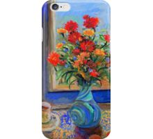 Bouquet for Annie and Julia (TeaTime iPhone Case/Skin