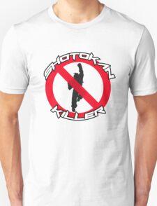 SHOTOKAN KILLER Unisex T-Shirt