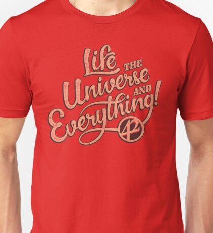 Ultimate Answer Unisex T-Shirt