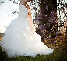 The Wedding Dress by Vintagee