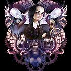 Wednesday Addams by alanreaper212