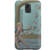 Alice's Pool of Tears Samsung Galaxy Case/Skin
