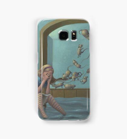 Alice's Pool of Tears Samsung Galaxy Case/Skin