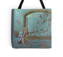 Alice's Pool of Tears Tote Bag
