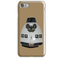 Pontiac Firebird Car -Qld 60MAP iPhone Case/Skin