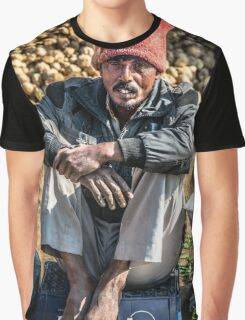 indian homeless people  Graphic T-Shirt