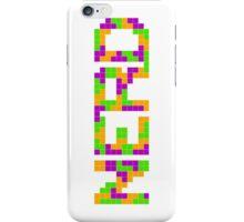 Tetris Nerd iPhone Case/Skin