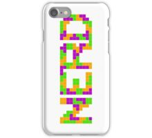 Tetris Nerd iPhone Case/Skin
