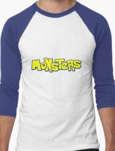 Monster Pokemon Men's Baseball ¾ T-Shirt