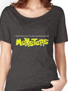 Monster Pokemon Women's Relaxed Fit T-Shirt