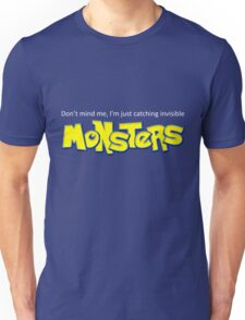 Monster Pokemon Unisex T-Shirt