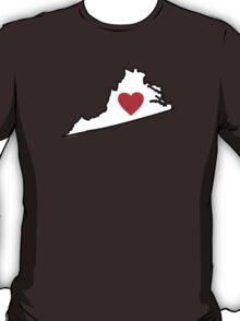 I Love Virginia T-Shirt