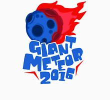 Giant Meteor 2016 - Presidential Election (Blue) Womens Fitted T-Shirt