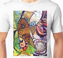 Windy Day Woman Unisex T-Shirt