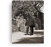 Hilly Beat Canvas Print