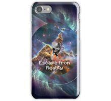 Skeleton space iPhone Case/Skin