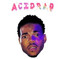 Chance The Rapper Acid Rap  T- shirt by falahcarlo