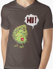 Buddy says: Mens V-Neck T-Shirt