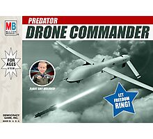 Drone Commander Photographic Print