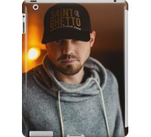 Young handsome man iPad Case/Skin