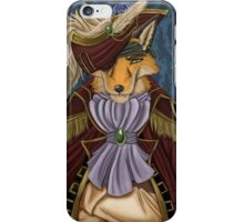Fox In Boots iPhone Case/Skin