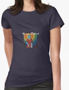 Free Tibet Womens Fitted T-Shirt