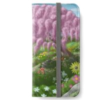 Joan and Phlox iPhone Wallet/Case/Skin