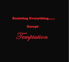 Except Temptation by CreativeEm